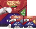【送料無料】TOALSON(トアルソン)TNT2 125テニスラケットガット ストリングノンパッケージ物7082510W-N...