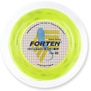 【テニス TENNIS ストリング ガット】FORTEN(フォーテン)COMPETITION16(コンペティション16...