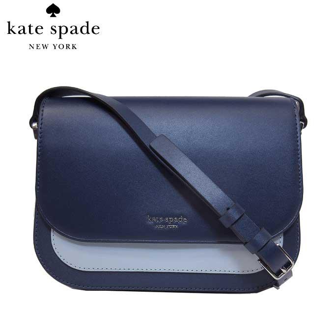 レディースバッグ, ショルダーバッグ・メッセンジャーバッグ  kate spade WKRU6324-563 medium flap shoulder bag nadine colorblock nightcap(563):RCP