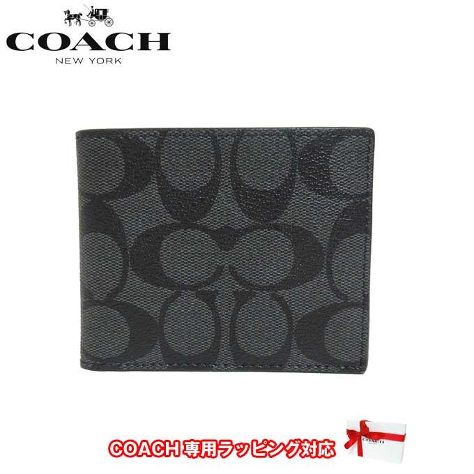 財布・ケース, メンズ財布  COACH F66551 PVC ID () QBMI5()RCP