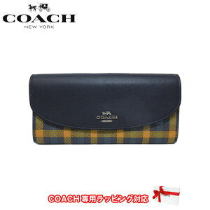 sneakers for cheap cb5b1 ae5c9 コーチ(COACH) ネイビー レディース長財布 - 価格.com