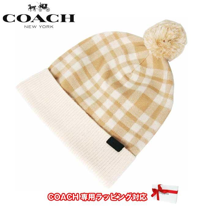 レディース帽子, ニット帽  COACH F20156 CAR()RCP