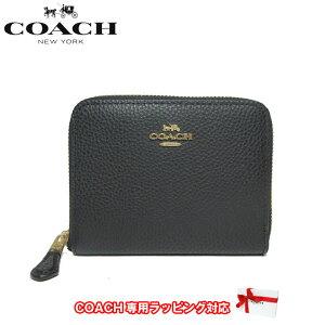 fa5f14f9674d コーチ(COACH). コーチ アウトレット COACH 財布 F24808 ペブルドレザー スモール ジップ ...