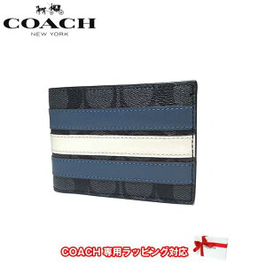 buy popular 8e2a1 f1e62 コーチ(COACH) アウトレット 二つ折り 財布 メンズ二つ折り財布 ...
