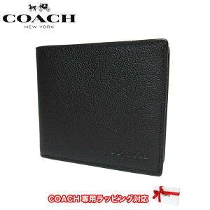 4e45699ddbe3 コーチ(COACH). コーチ アウトレット COACH 財布 F75084 ダブル ビルフォード スポーツ カーフ 二つ折り ...