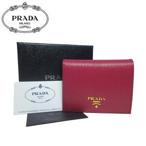 quality design f8bba 6f827 プラダ(PRADA) レディース二つ折り財布 | 通販・人気ランキング ...