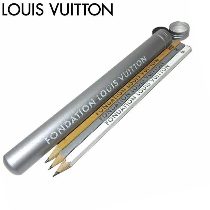 筆記具, 鉛筆  !! LOUIS VUITTON LV 3RCP