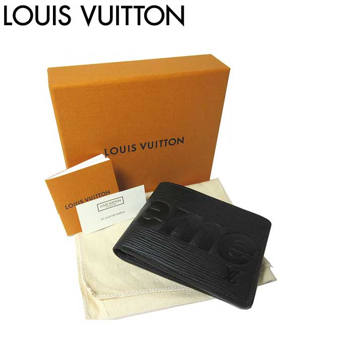 財布・ケース, メンズ財布 !!! LOUIS VUITTON LV M67718 Supreme ()RCP
