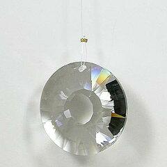 ★世界最高級のクリスタルガラスとして知られているオーストリアのスワロフスキークリスタル製...