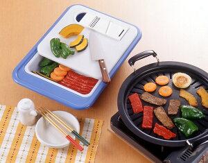 キャンピングシンク(箱入) ブルー(665020) アウトドア レジャー 料理 便利 キャンプ スポーツ コンパクト 持ち運び 携帯 父の日
