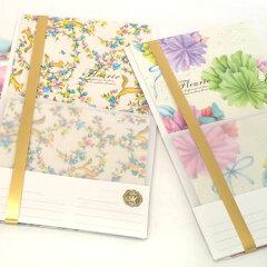 透明の封筒から透ける鮮やかな世界starlab MIA/レターセット 10s
