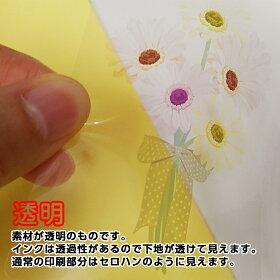 シール工場直送【プリンタ用シール紙】透明PET(薄手)A3100枚