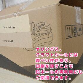 【プリンタ用シール紙】オリンパス紙A3100枚