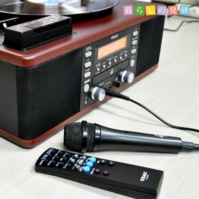 コンポ用拡張ユニット, レコードプレーヤー TEAC LP-R560K CD