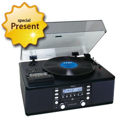 コンポ用拡張ユニット, レコードプレーヤー TEAC CD LP-R550USB-B
