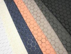 50%OFF!綿 サークル レース生地 1.5m メール便 デコレーション カーテン リメイク 手作り 服...