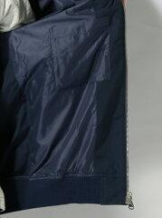 Lacoste Short Cotton Nylon Zip Jacket BH115EL: Blue