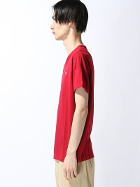 [Rakuten BRAND AVENUE]ベーシック Vネック Tシャツ (半袖) LACOSTE ラコステ カットソー【送料無料】