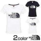 THENORTHFACEザ・ノースフェイスS/SイージーレディースTシャツnf00c256