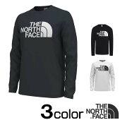 ノースフェイスTHENORTHFACEHalfDomeメンズロングTシャツS/M/Lnf0a4m8m