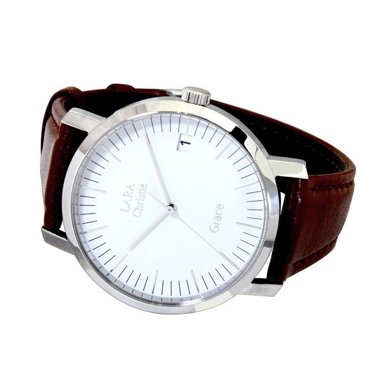 ララクリスティー『グレース腕時計』