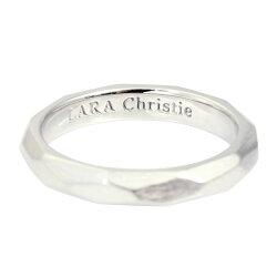 リング指輪シルバーLARAChristieララクリスティーネイキッドWHITELabelr6032-w誕生日プレゼントギフトプレゼント女性
