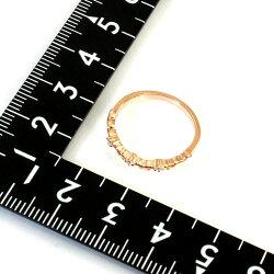 リング指輪レディースピンキーfairyフェアリーVelseponeベルセポーネr6083