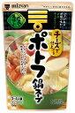 ミツカン 〆まで美味チーズでポトフ鍋スープST75 ×12