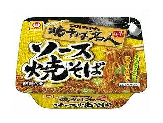 東洋水産 マルちゃん ソース焼そば 118g 12入り
