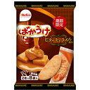 栗山米菓 ばかうけビターキャラメル風味 2枚×8袋×12