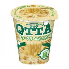 マルちゃん QTTA サワークリームオニオン味×12