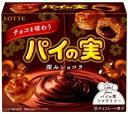 ロッテ チョコを味わうパイの実深みショコラ69g×10
