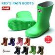【送料無料】キッズ レインブーツ G100 GAME 防水 撥水 長靴 雨靴 子供用 男の子 女の子