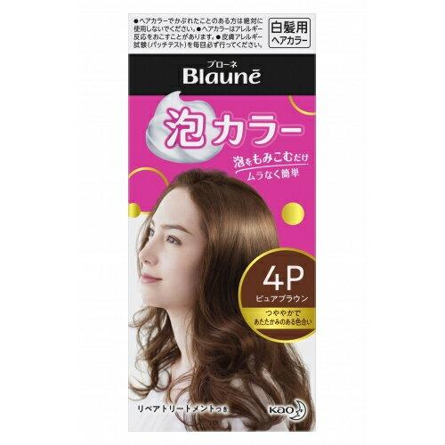 泡カラー / 本体 / 【4P】ピュアブラウン / 108ml