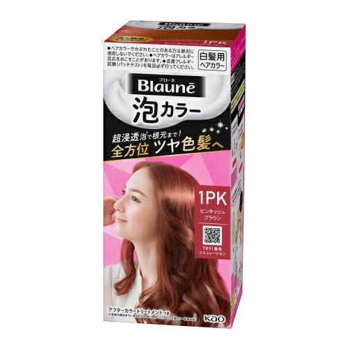 泡カラー / 本体 / 【1PK】ピンキッシュブラウン / 108ml