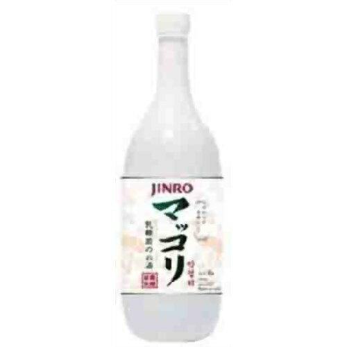 【洋酒】JINRO マッコリ ペット 1L×15個