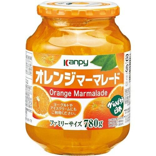 カンピー オレンジマーマレード 780g画像