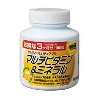 MOSTチュアブルマルチビタミン&ミネラル