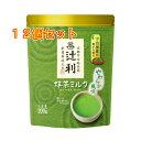 辻利 抹茶ミルク やわらか風味 200g×12個