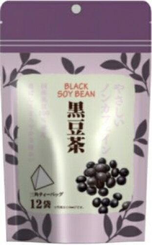 やさしいノンカフェイン 黒豆茶 12袋※取り寄せ商品(注文確定後6-20日頂きます) 返品不可