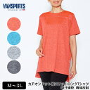 Tシャツ 半袖 VANSPORTS(バンスポーツ) カチオン