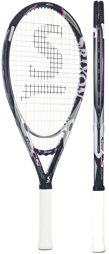 【予約品☆数量限定】テニスラケット スリクソン(SRIXON) REVO CS10.0 BLACK(レヴォシーエス10.0 ブラック)SR21713:テニスプロショップラフィノ
