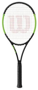 【発送開始】テニスラケット ウイルソン(Wilson)BLADE 104(ブレード104)WRT733310+ ※スマートテニスセンサー対応