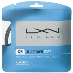 ルキシロン(LUXILON) ストリング ALU POWER SOFT (アルパワー ソフト)…
