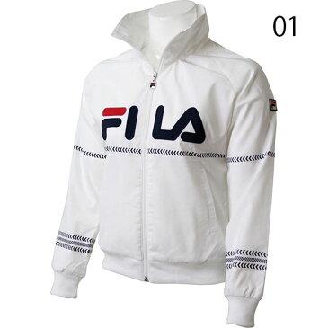 【SALE★在庫限り】フィラ(FILA)レディース ウインドアップジャケット(VL1380)