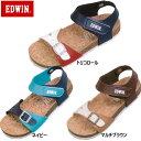 EDWIN(エドウイン) サンダルシューズ EW9834 【キッズ/ジ...