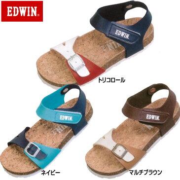 EDWIN(エドウイン) サンダルシューズ EW9834 【キッズ/ジュニア】 コンフォート ダイマツ