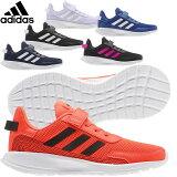 アディダス(adidas)キッズ ジュニア シューズ TENSAURRUNKEL テンソーラン ランニング(運動靴 子供靴 男の子 女の子 スニーカー)