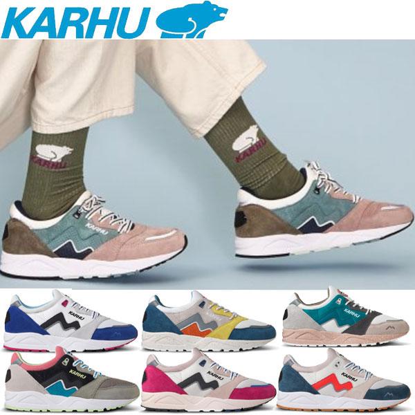 カルフ(KARHU)スニーカー シューズ ARIA アリア KH8030 ユニセックス メンズ レディース画像