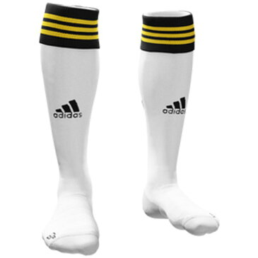adidas(アディダス) adi ソックス 18 サッカー ストッキング CV7441-WHTYEL
